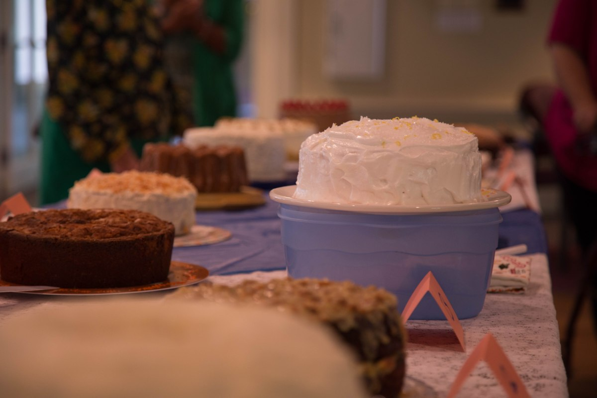 Bake Off Contest - Aug 2015